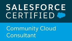 SFDC Certified Community Cloud Consultant