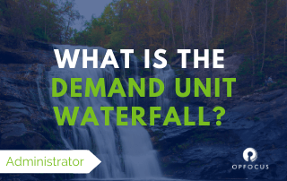 What Is the Demand Unit Waterfall?