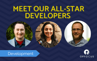 Meet Some of our All-Star Developers