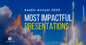 The Top 4 Most Impactful Presentations at SaaStr Annual 2020