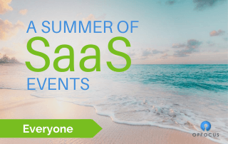 A Summer of SaaS Events