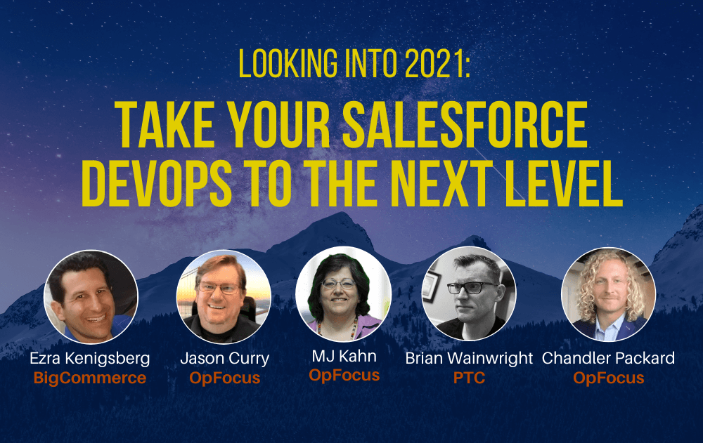 Elevating Salesforce DevOps in 2021