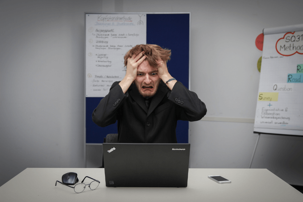 Freaking out over messy sales because he needs a Salesforce CPQ implementation
